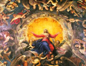 Đức Maria Lên Trời