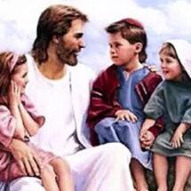TRỞ NÊN NHƯ TRẺ NHỎ, CUỘC CÁCH MẠNG TRÊN ĐƯỜNG NÊN THÁNH