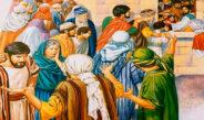 THÂN NHÂN CỦA ĐỨC GIÊSU LO NGẠI