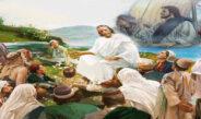 TÓM LƯỢC HOẠT ĐỘNG TRUYỀN GIÁO CỦA ĐỨC GIÊSU